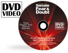 Bob Proctor Tear Down the Terror Barrier and Overcome Fear DVD