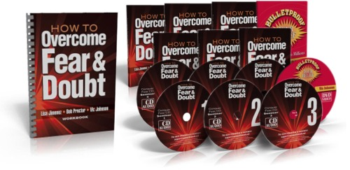 Overcome Fear Complete Program
