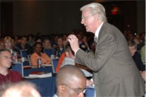 Bob Proctor teaching the Science of Getting Rich