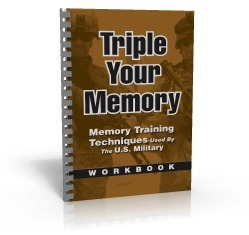 Triple Your Memory Workbook